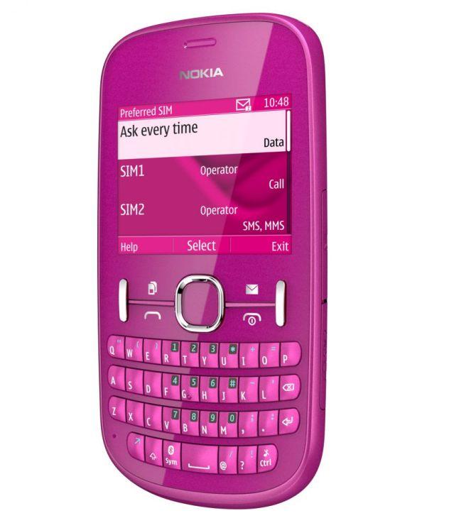 Nokia Announces Nokia Asha Series 40 phones at #NokiaWorld