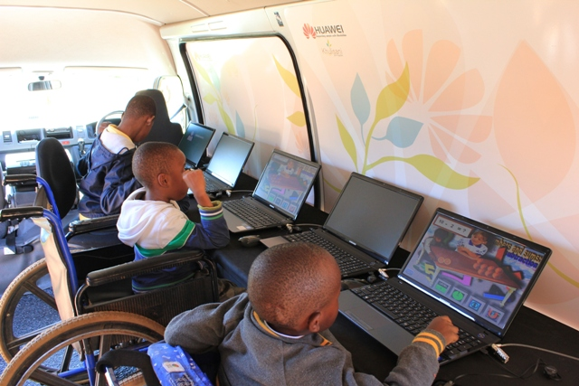 ICT Projects for Low Ability Students