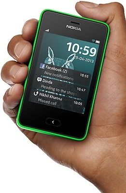Is it safe to say that Nokia now has two Smartphone platforms?