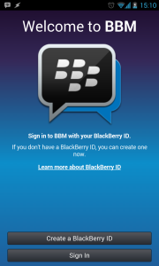 bbm for android techweez