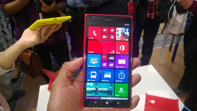 Nokia Launches The Lumia 1520 And Lumia 1320 In Kenya
