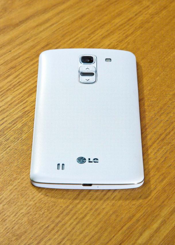 Alleged images of the LG G Pro 2 surface online