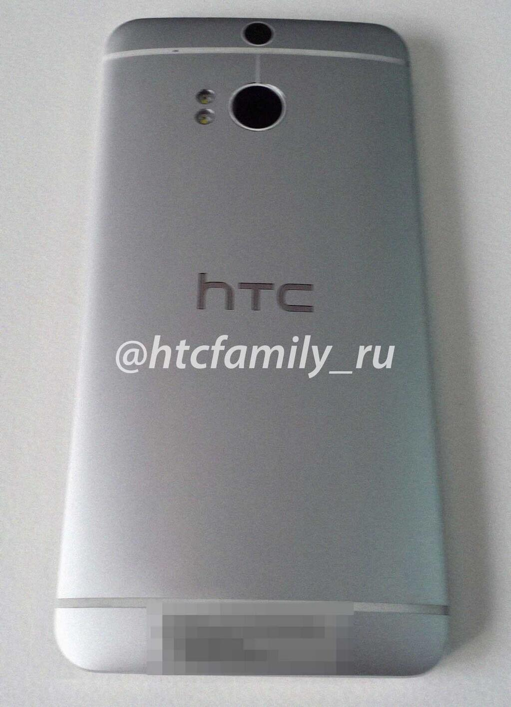 HTC One's successor the M8 (One Plus) has live accessories
