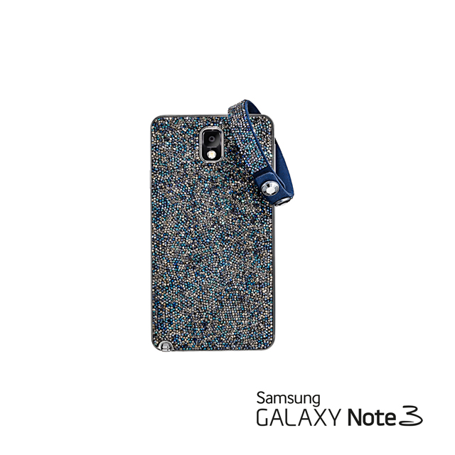 Samsung goes fashion-wild with new Galaxy Note 3 covers and accessories with designer Swarovski
