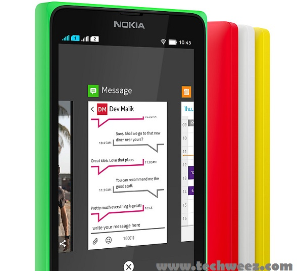 First Generation Nokia X Gets Update; Brings App Switching Among Others