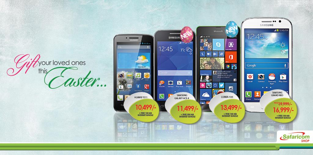 Safaricom Easter Promotion Smartphone Deals You Need To Be ...