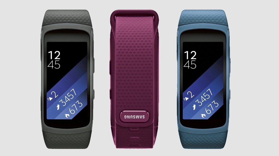 samsung gear fit 2 to arrive in 3 colour options renders. Black Bedroom Furniture Sets. Home Design Ideas