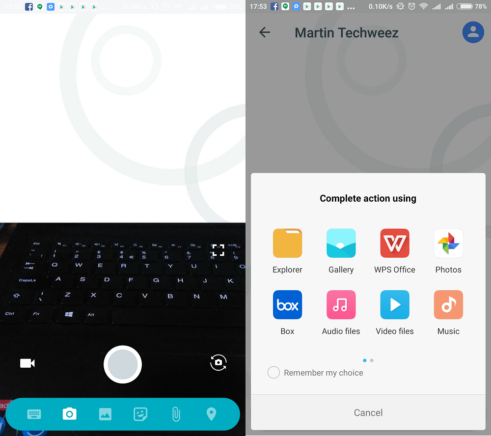 You Can Now Share Files On Allo, Make Voice Calls On Duo ...