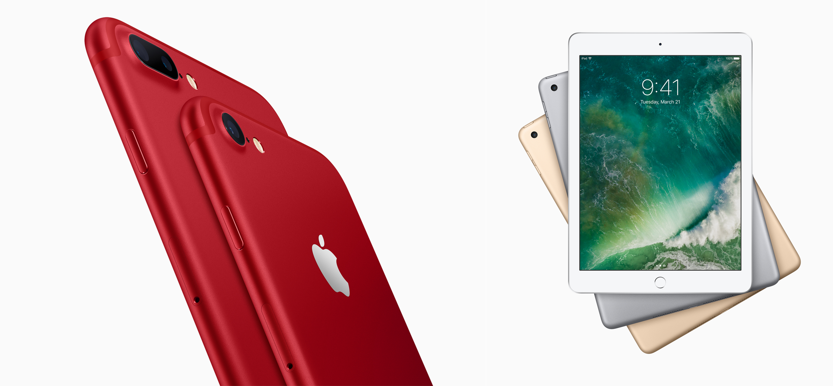 Apple Introduces A Red iPhone 7 Variant And The Cheapest 9 ...