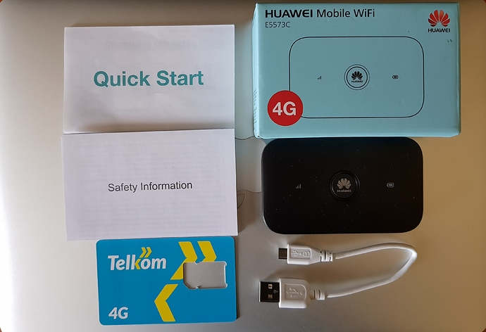 How To Set Up Telkoms 4G MiFi Device In 5 Easy Steps