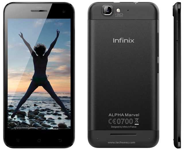 Image result for Infinix Alpha Marvel X502